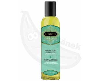 Fotka 1 - Masážní olej Soaring Spirit KamaSutra