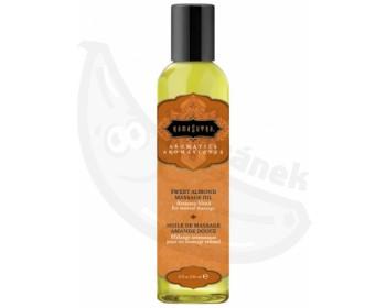 Fotka 1 - Masážní olej Sweet Almond pro relaxační masáže