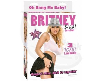 Fotka 1 - Nafukovací panna Britney Bitch