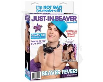 Fotka 1 - Nafukovací muž Just-In Beaver