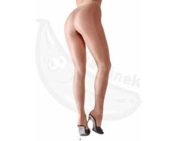 Fotka 1 - Tělové punčochové kalhoty s otevřeným rozkrokem