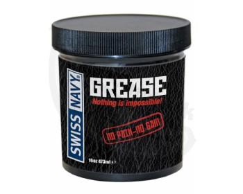 Fotka 1 - Anální olejový lubrikační gel Grease Swiss Navy