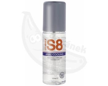 Fotka 1 - Chladivý anální lubrikant S8 Anal Cooling 125 ml