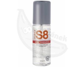 Fotka 1 - Hřejivý anální lubrikant S8 Anal Warming
