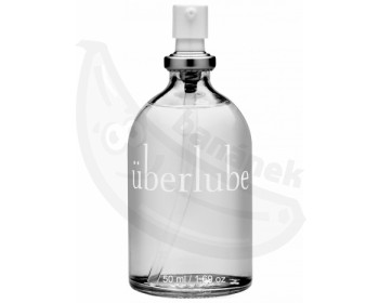 Fotka 1 - Silikonový lubrikační gel Überlube