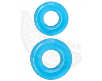 Fotka 1 - Sada erekčních kroužků Double Stack 2 ks