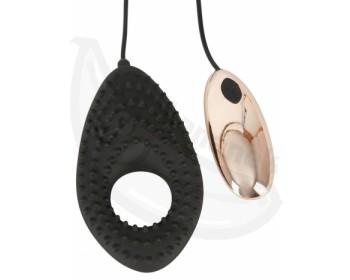 Fotka 1 - Vibrační kroužek/stimulátor na dálkové ovládání Couples Cushion