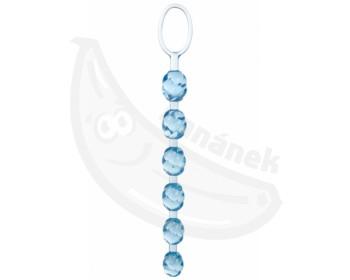 Fotka 1 - Anální kuličky Swirl Pleasure Beads