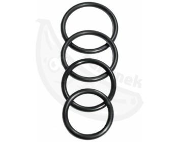 Fotka 1 - Sada kroužků k postrojům na strapony O-Ring