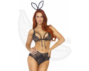 Fotka 1 - Roleplay kostým Zajíček Bedroom Bunny