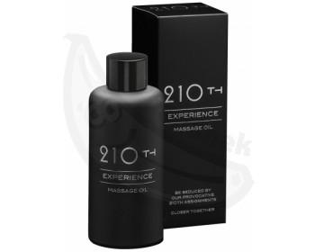 Fotka 1 - Luxusní masážní olej 210th Experience 150 ml