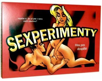 Fotka 1 - Sexperimenty erotická hra pro dospělé