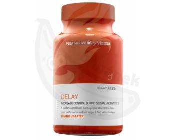 Fotka 1 - Tablety na oddálení ejakulace Viamax Delay 60 kapslí