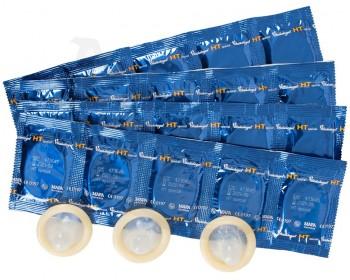 Fotka 1 - Zesílený kondom HT Special