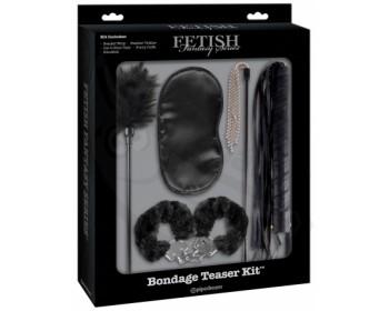 Fotka 1 - Set BDSM pomůcek Bondage Teaser Kit