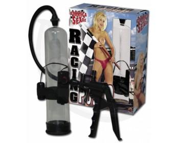 Fotka 1 - Racing Pump vibrační vakuová pumpa černá