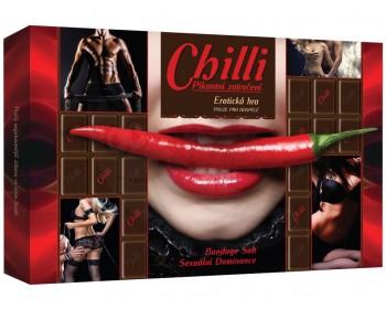 Fotka 1 - Chilli Pikantní zotročení erotická hra
