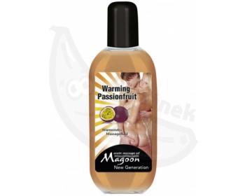 Fotka 1 - Masážní hřejivý olej Magoon Passionfruit