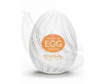 Fotka 1 - Tenga Egg Twister masturbátor pro muže