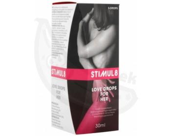 Fotka 1 - Zvýšení libida pro ženy, 30 ml Stimul8