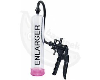 Fotka 1 - Vakuová pumpa pro muže na velký penis