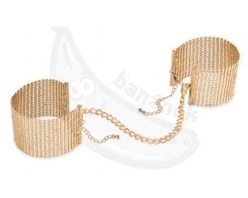 Fotka 1 - Luxusní pouta na ruce zlaté náramky zlaté