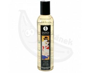 Fotka 1 - Levandulový masážní olej Shunga Sensation