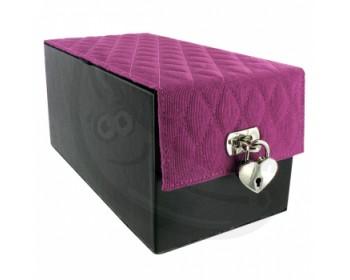 Fotka 1 - Box na erotické pomůcky Devine Toy Box čenovínový