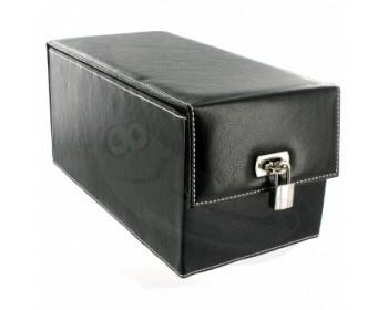 Fotka 1 - Box na erotické pomůcky Devine Toy Box černý