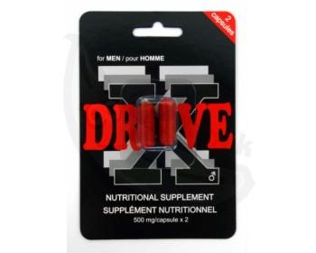 Fotka 1 - Tablety na posílení erekce Drive X