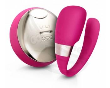 Fotka 1 - Lelo Tiani 3 pohybem ovládaný vibrátor pro páry růžový