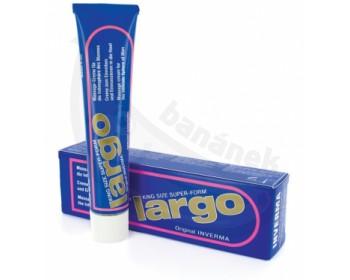 Fotka 1 - Krém Largo na tvrdou erekci modrý