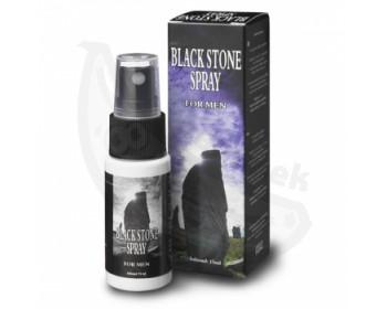 Fotka 1 - Oddálení orgasmu u muže Black Stone spray