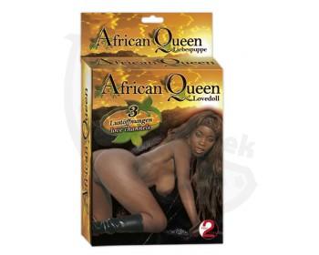 Fotka 1 - Nafukovací panna Africká královna African Queen