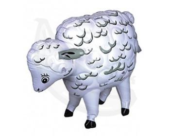 Fotka 1 - Nafukovací ovce Eva bílá