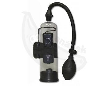Fotka 1 - Vibrační vakuová pumpa Power Pump černá