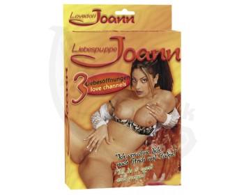 Fotka 1 - Nafukovací panna Johanka exotická kráska