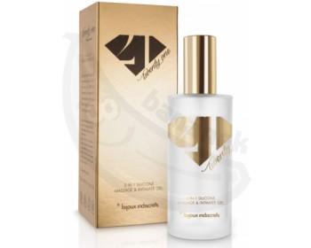 Fotka 1 - Masážní a lubrikační gel Twenty One, 100 ml perfektní vlastnosti