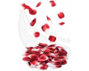 Fotka 1 - Umělé lístky růží lehce parfemované