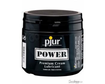 Fotka 1 - Krémový lubrikant Pjur Power 500ml