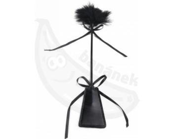 Fotka 1 - Erotická plácačka s lechtátkem peříčková