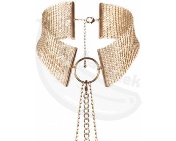 Fotka 1 - Zlatý náhrdelník Désir Métallique Gold elegantní šperk