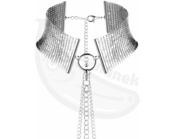 Fotka 1 - Stříbrný náhrdelník Désir Métallique Silve