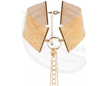 Fotka 1 - Zlatý náhrdelník Magnifique Gold šperk na SM hrátky
