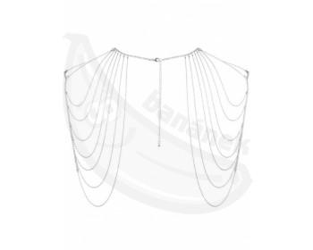 Fotka 1 - Stříbrné řetízky na ramena Magnifique Silver