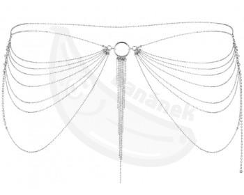 Fotka 1 - Stříbrné řetízky na boky Magnifique Silver