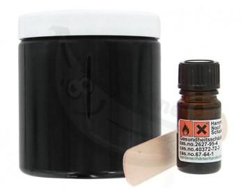 Fotka 1 - Náhradní silikon pro odlitek penisu černý
