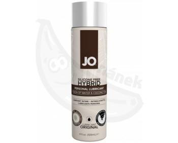 Fotka 1 - Hybridní lubrikant System JO Water & Coconut (120ml) kokosové aroma