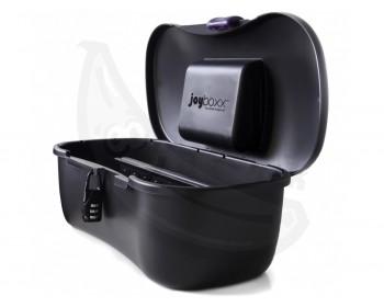 Fotka 1 - Hygienický kufřík Joyboxx na erotické pomůcky černý