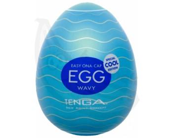 Fotka 1 - Vajíčko Tenga Egg Cool masturbátor